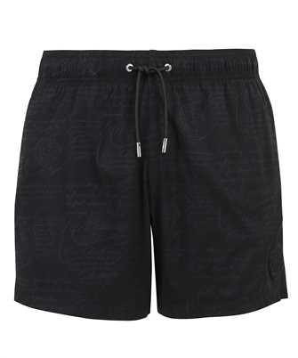BERLUTI R20MAU01-001 SCRITTO Swim shorts