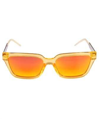 Gucci 663763 J1691 RECTANGULAR-FRAME Sunglasses