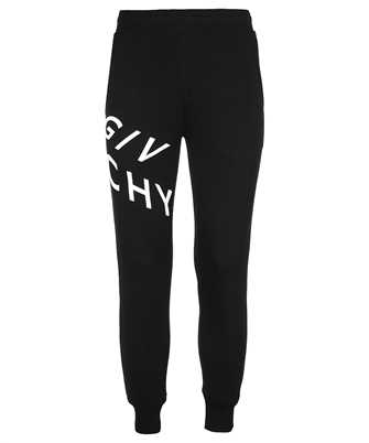 Givenchy BM50MV30AF REFRACTED EMBROIDERED JOGGER Trousers