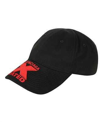 Balenciaga 617144 410B2 XRATED Cap