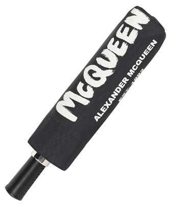 Alexander McQueen 668707 3A71Q GRAFFITI LOGO Umbrella