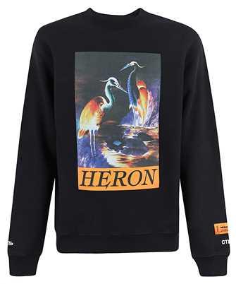 Heron Preston HMBA014F20JER005 HERON TIMES Mikina