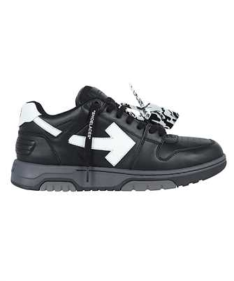 Off-White OMIA189R21LEA001 OUT OF OFFICE Sneakers