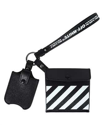 Off-White OMZG053R21LEA001 LEATHER MULTI-FUNCTIONAL Bag