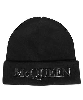 Alexander McQueen 663195 4890Q MCQUEEN Beanie