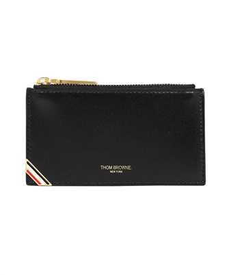 Thom Browne MAW246A 06549 ZIPPERED Card holder