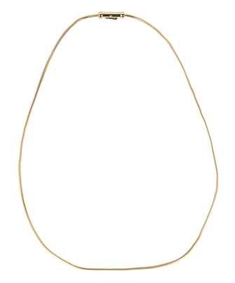 Tom Wood N01016BA1S925 9K 20.5 BOA Necklace