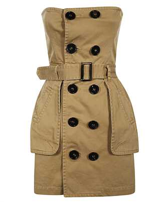 Dsquared2 S72CV0137 S52994 DECONSTRUCTED TRENCH Dress