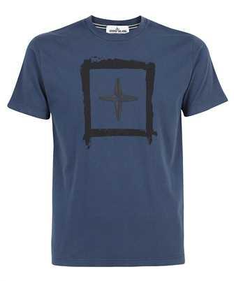 Stone Island 2NS81 STENCIL TWO T-shirt