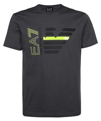EA7 3KPT22 PJ6EZ EAGLE AND LOGO T-shirt