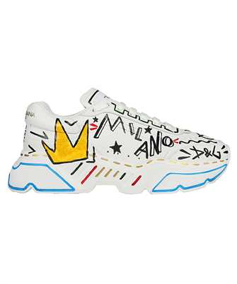 Dolce & Gabbana CS1791 A0233 HAND-PAINTED DAYMASTER Sneakers