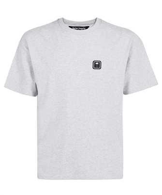 Palm Angels PMAA001F21JER012 PALM TREE T-shirt