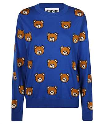 Moschino V0912 502 TEDDY BEAR Knit