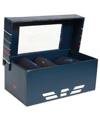 Emporio Armani 302402 0A282 3 PACK Socks