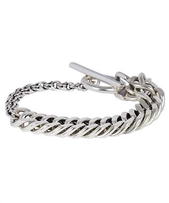 Bottega Veneta 574771 V5070 CHAIN T-BAR Bracelet