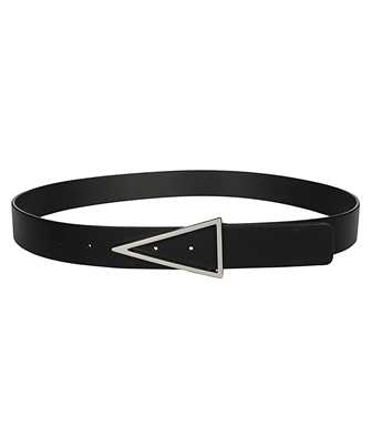Bottega Veneta 619798 VMAU3 TRIANGLE PIN BUCKLE Belt