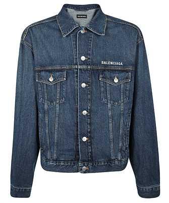 Balenciaga 620728 TDW14 LARGE FIT Jacket