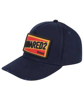 Dsquared2 BCM0419 05C00001 DSQUARED2 PATCH CAP Kappe