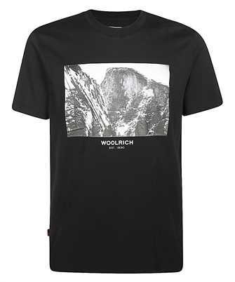 Woolrich CFWOTE0026MR UT1486 GRAPHIC T-shirt