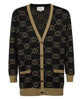 Gucci 555014 XKAH9 GG MOTIF Cardigan
