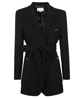 Gucci 619253 ZJW57 WOOL SABLE' Jacket