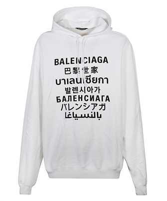 Balenciaga 641679 TJVI6 LANGUAGES Hoodie