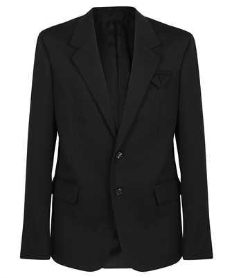 Bottega Veneta 659589 VKIS0 WOOL GRAIN DE POUDRE Jacket