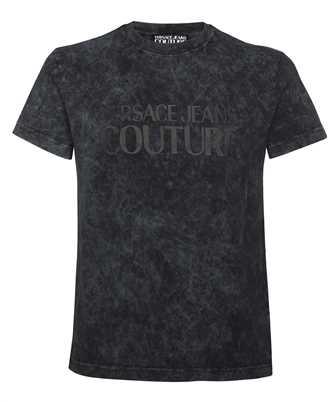 Versace Jeans Couture 71GAHP13 CJW0P LOGO CRINGLE T-shirt