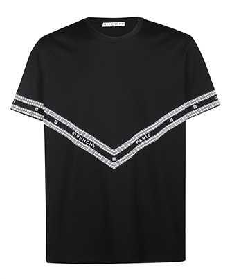 Givenchy BM70YS3002 CHAIN PRINTED T-shirt
