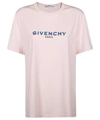 Givenchy BW707Z3Z4J PARIS T-shirt