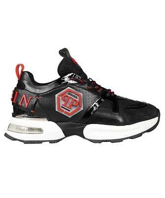 Philipp Plein F20S MSC2868 PXV001N RUNNER HEXAGON Sneakers