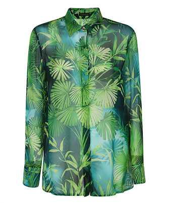 Versace A82662 A234695 JUNGLE PRINT Shirt