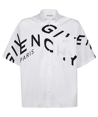 Givenchy BM60L3109F REFRACTED PRINTED Shirt