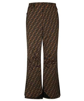 Fendi FAB535 A8JD AMOR SKI Trousers