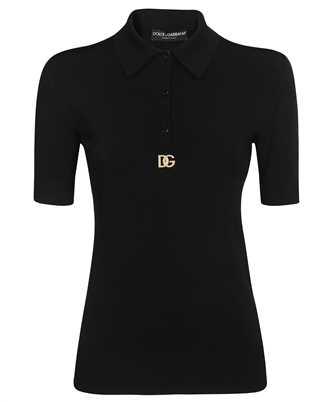Dolce & Gabbana FX253Z JCMF5 CRYSTAL DG EMBELLISHMENT Polo