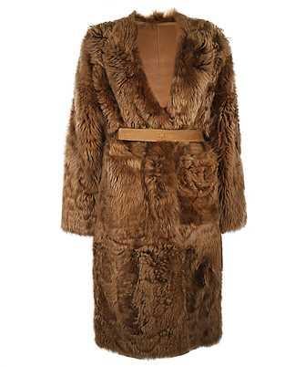 Yves Salomon 21WYM61814TOSX TOSCANA LAMB Coat