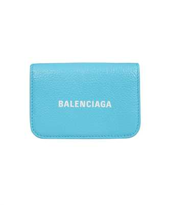 Balenciaga 593813 1IZI3 CASH MINI Wallet