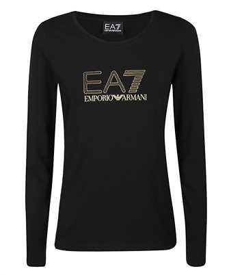 EA7 6HTT02 TJ2HZ LONG-SLEEVED T-shirt