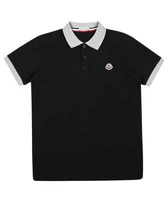 Moncler 8A701.20 8496W# Boy's polo