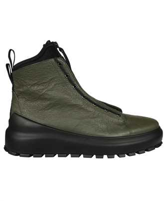 Stone Island S0259 LEATHER/DYNEEMA® DUAL LACING SYSTEM Shoes