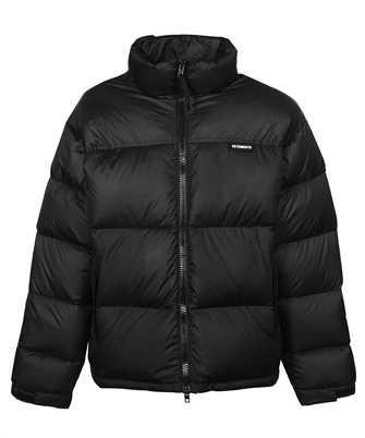 Vetements UA52JA550B LOGO PUFFER Jacket