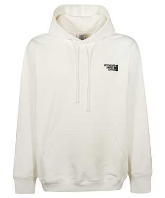 Vetements UE51TR730W LOGO LIMITED EDITION Kapuzen-Sweatshirt