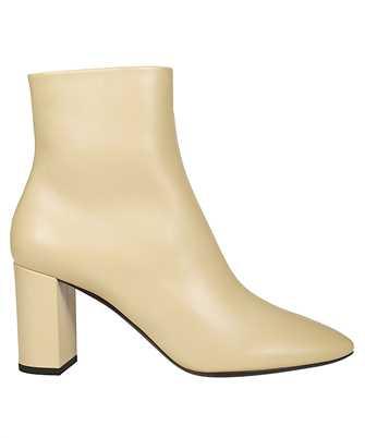 Saint Laurent 640667 1Y800 LOU 75 ZIP Boots