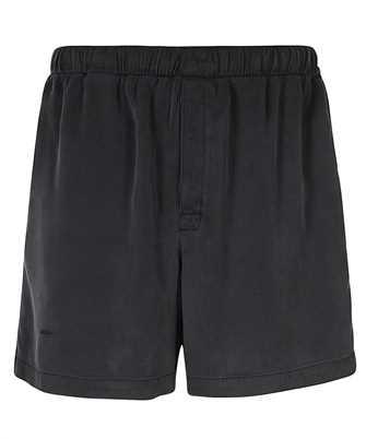 Bottega Veneta 648882 VKKA0 STONE WASHED SILK Shorts
