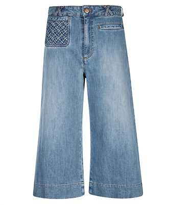 See By Chloè CHS21SDP02150 SIGNATURE JEAN Shorts