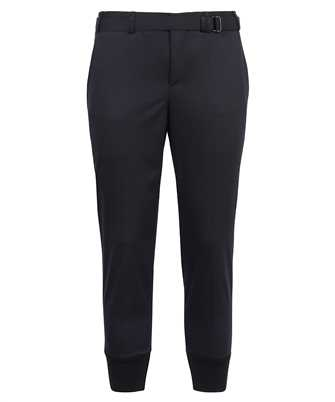 Neil Barrett PBPA78SXH Q000 TRAVEL SLIM LOW RISE Trousers