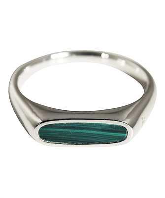 Tom Wood R75BML01 MARIO MALACHITE Ring