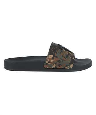 Zanotti RM10032 88704 CAMO SLIPPER Slides