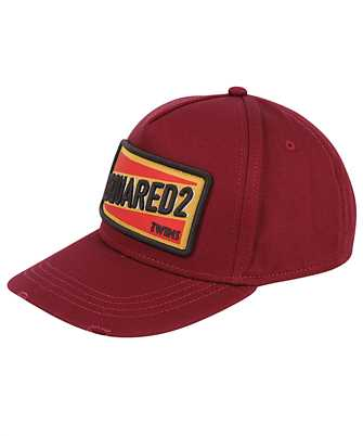 Dsquared2 BCM0419 05C00001 DSQUARED2 PATCH CAP Cap