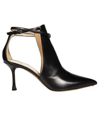 Francesco Russo FR35011A 12020 ANKLE STRAP SABOT Sandals